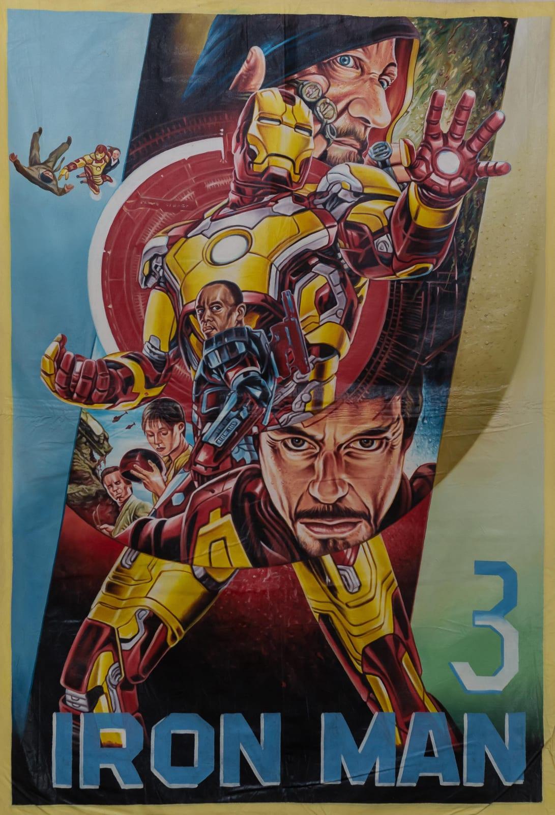 Iron Man 3 150 x 104 cm
