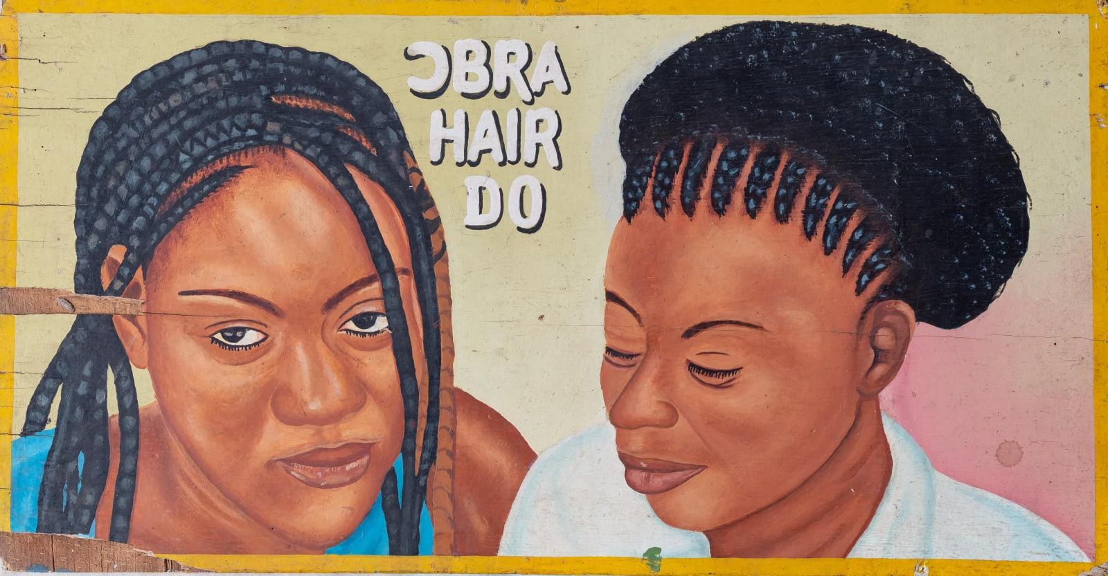 Cbra Hair Do 31.5 x 61 cm