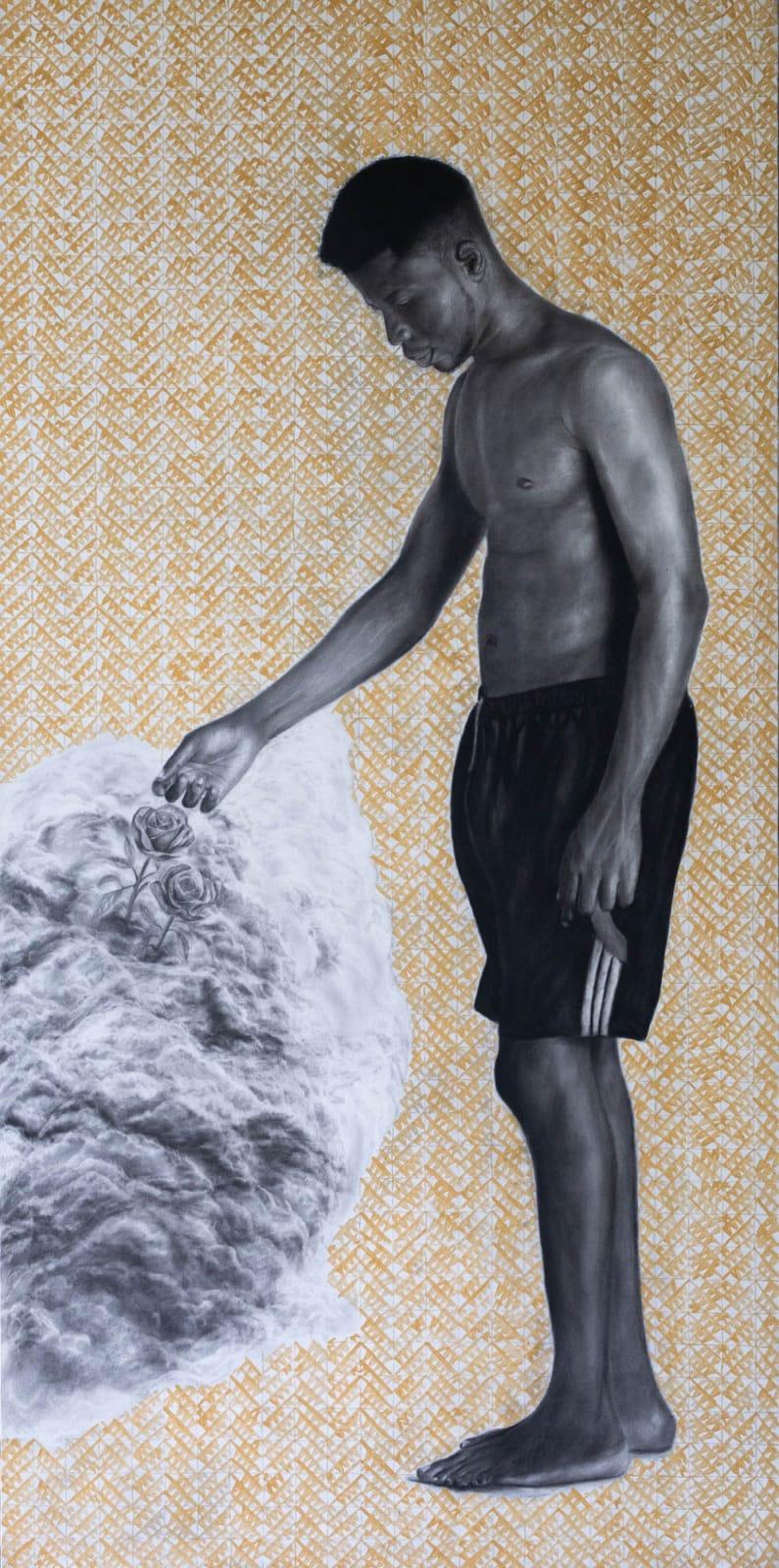 The Age of depression (III) 244 x 122 cm