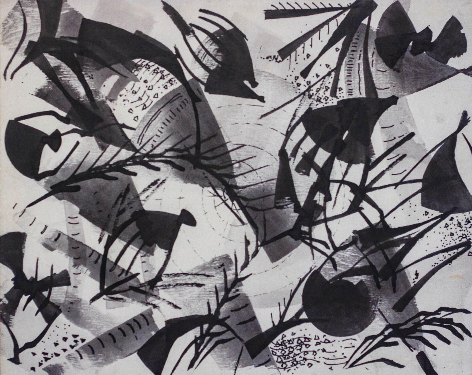 Patrick Tagoe Turkson Menkronso Kwesida (Psalm Sunday) 67 x 84 cm Print