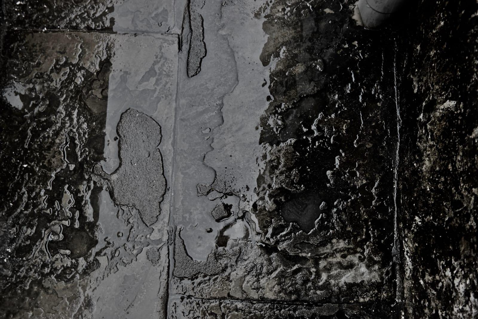 Latifah Iddriss nostalgia depressed - wet i (inside earth) 42 x 27.67 cm 14.8 x 21 cm Digital print