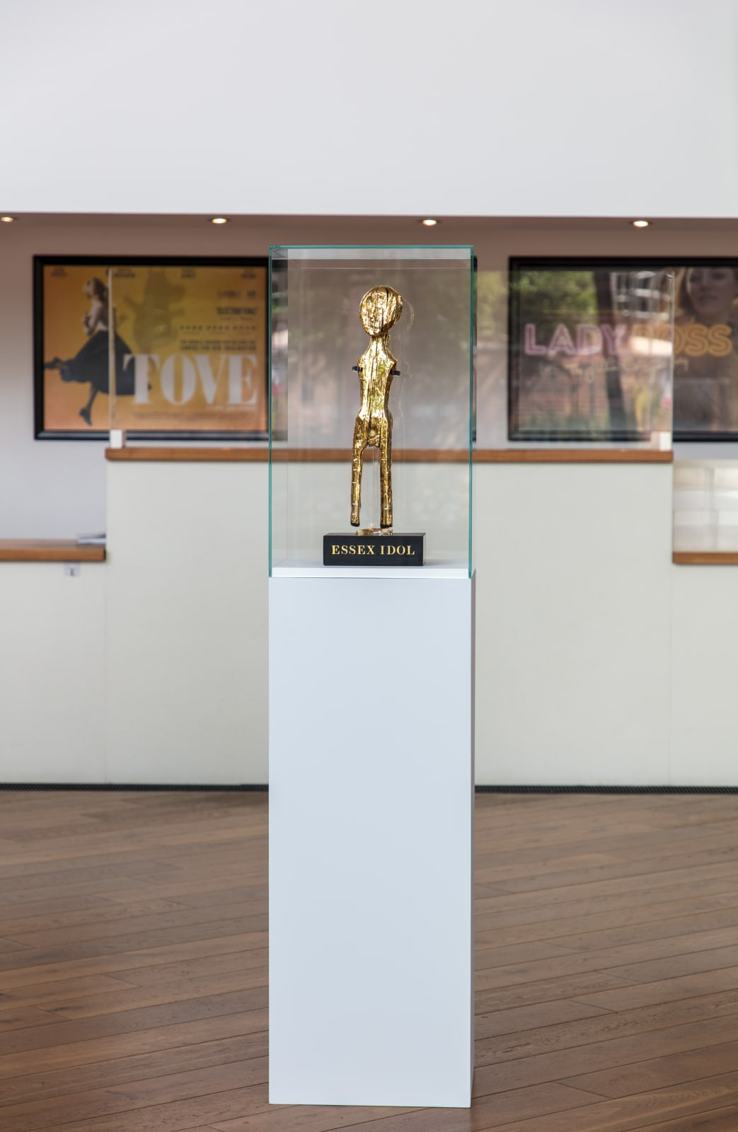 Installation view, Michael Landy's Welcome to Essex, Firstsite, Colchester, 2021