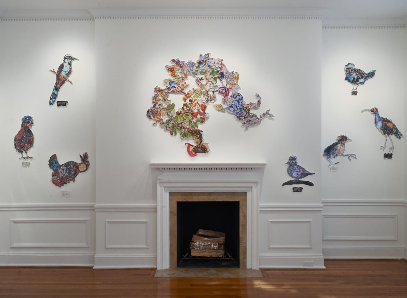 Dominique Paul: Silent Spring, Installation View 2020