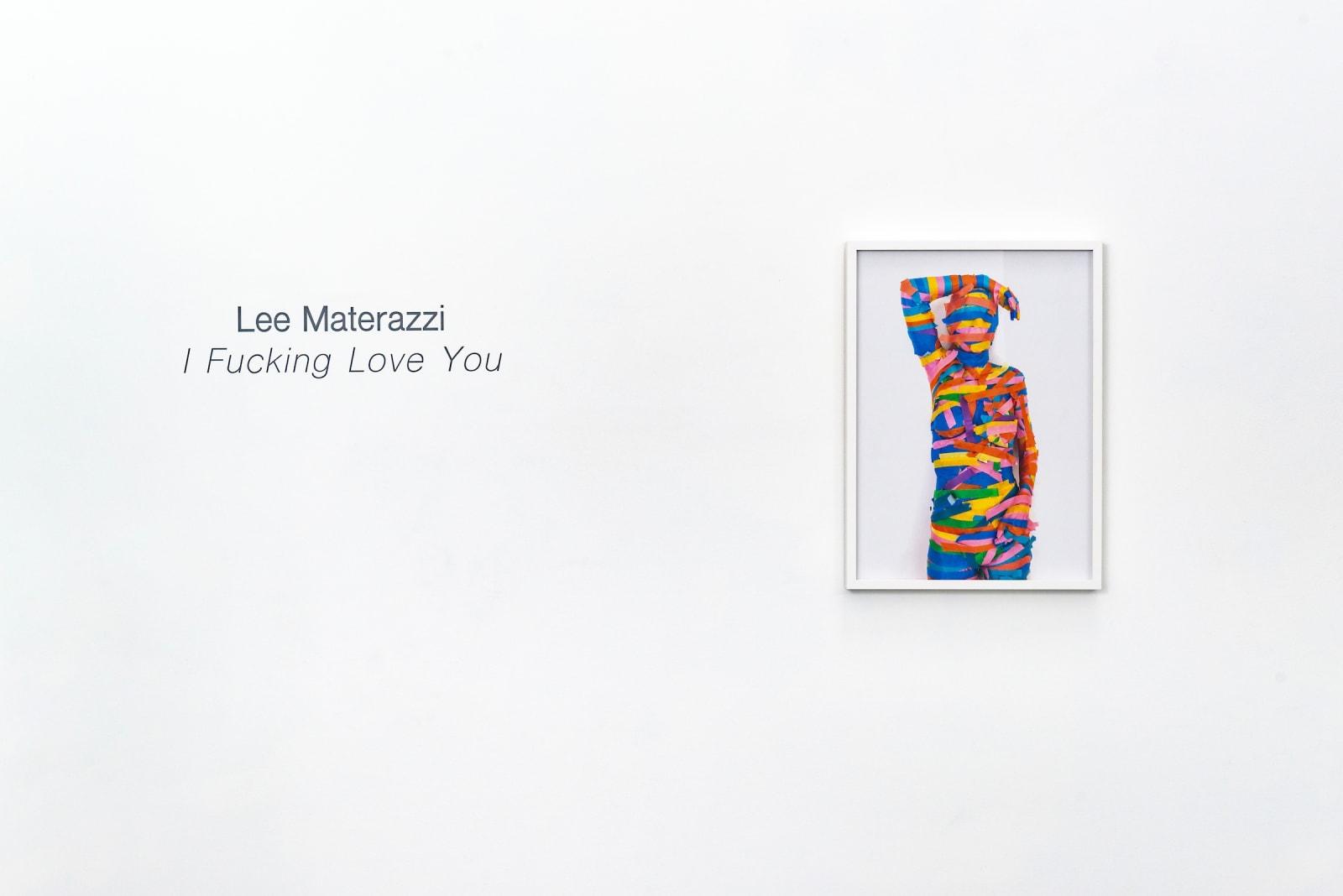 Lee Materazzi - I Fucking Love You