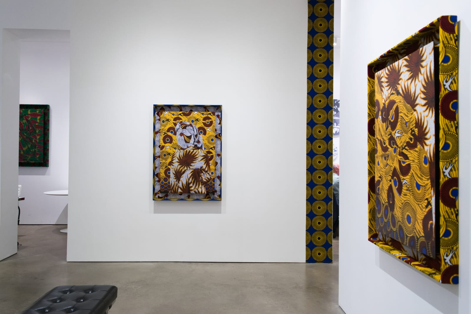 Alia Ali: Cartographies of Pattern
