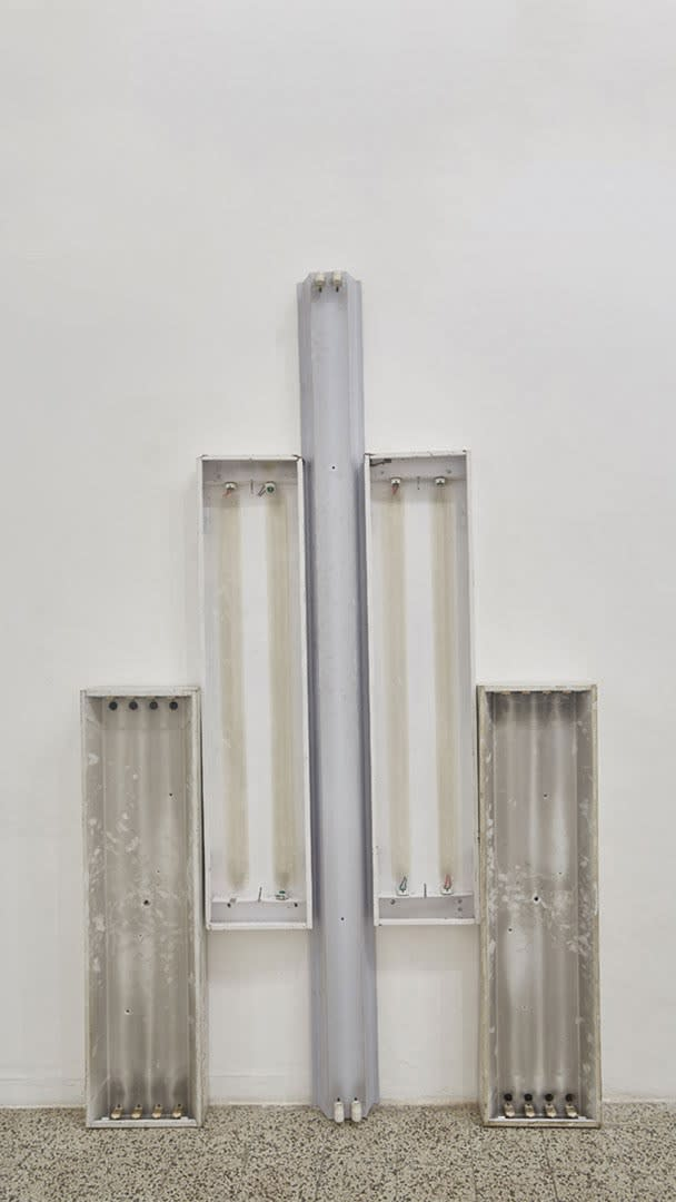 (Un) Monument for V. Tatlin # 1, 2015