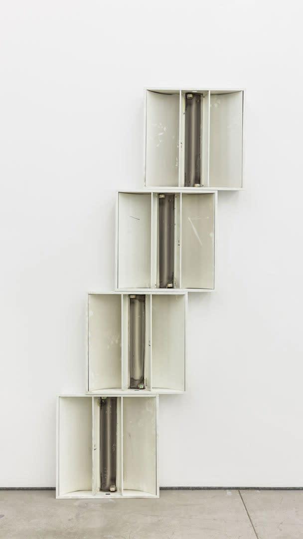 (Un) Monument for V. Tatlin # 8, 2015