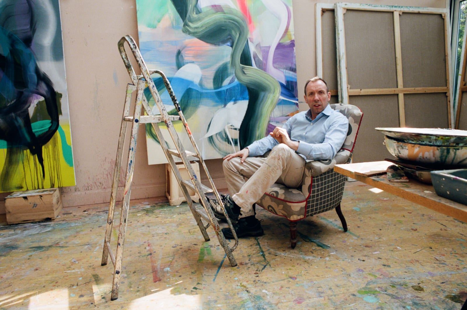 David Dawson   2019 Prize Winner; Artist and Curator