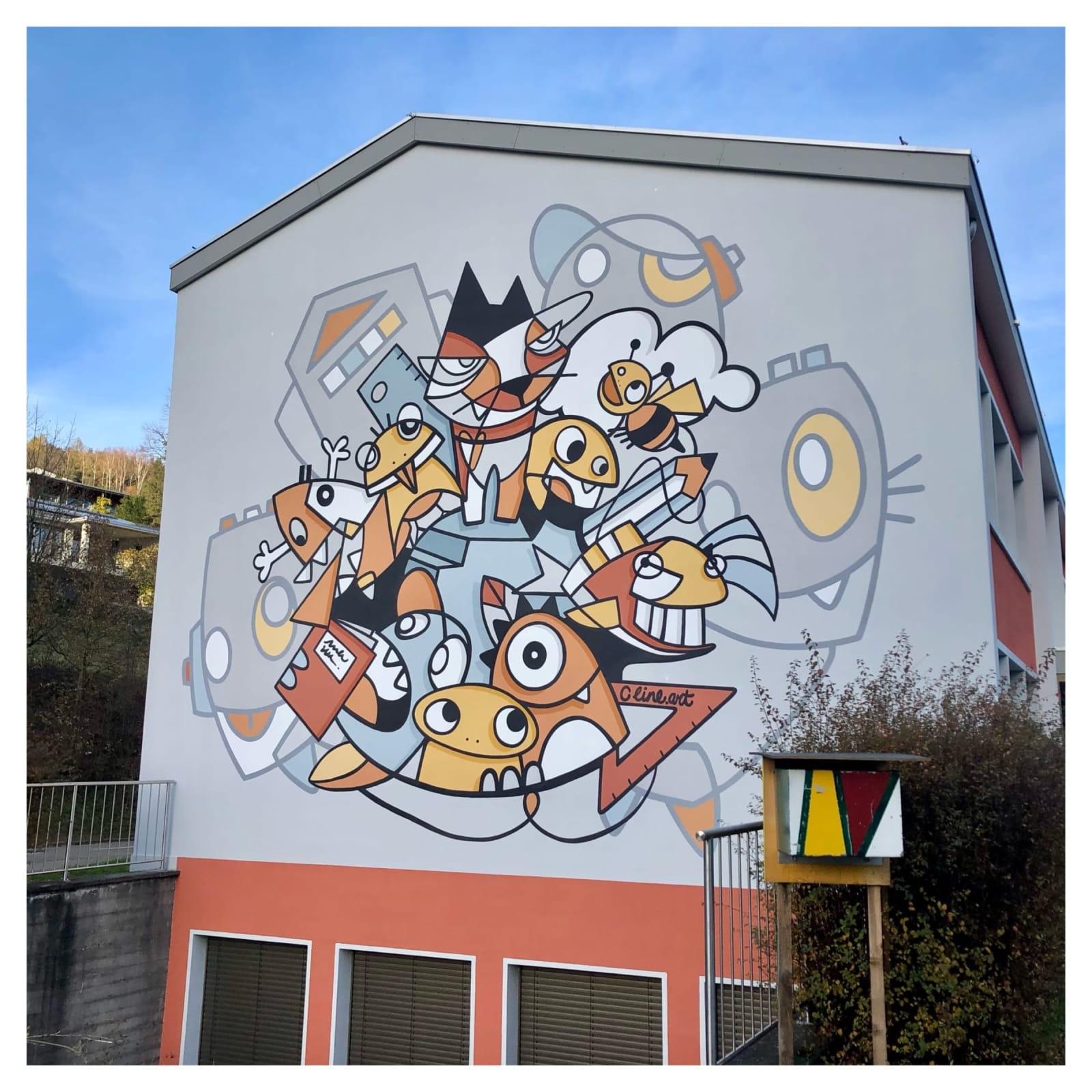 CELINE QUADRI | 2020 Primarschule, Grellingen AUFTRAGGEBER: Gemeinde Grellingen PRINCIPAL: community of grellingen