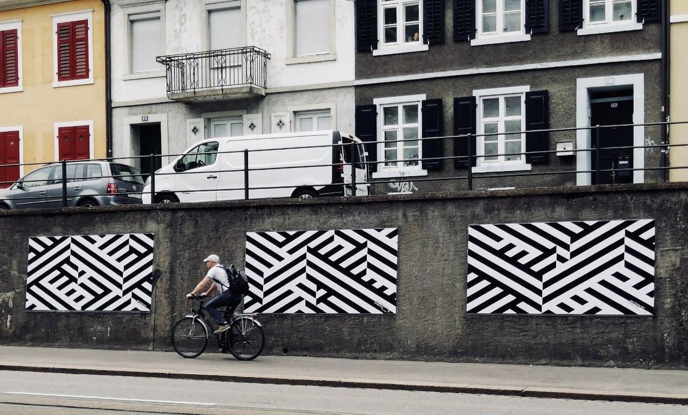 Jean-Charles Kien (F)   2019 Spalenring, Basel Event: Artyou Walls'19