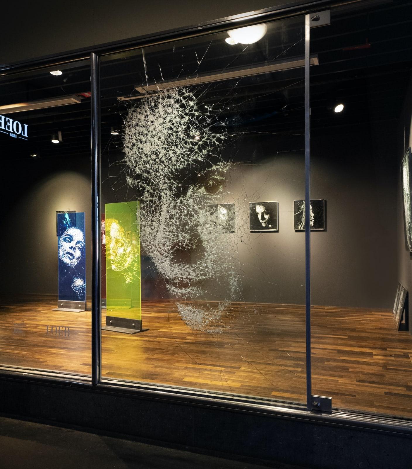 Simon Berger | 2020 LOEB, Bern Event: SOLO Exhibition