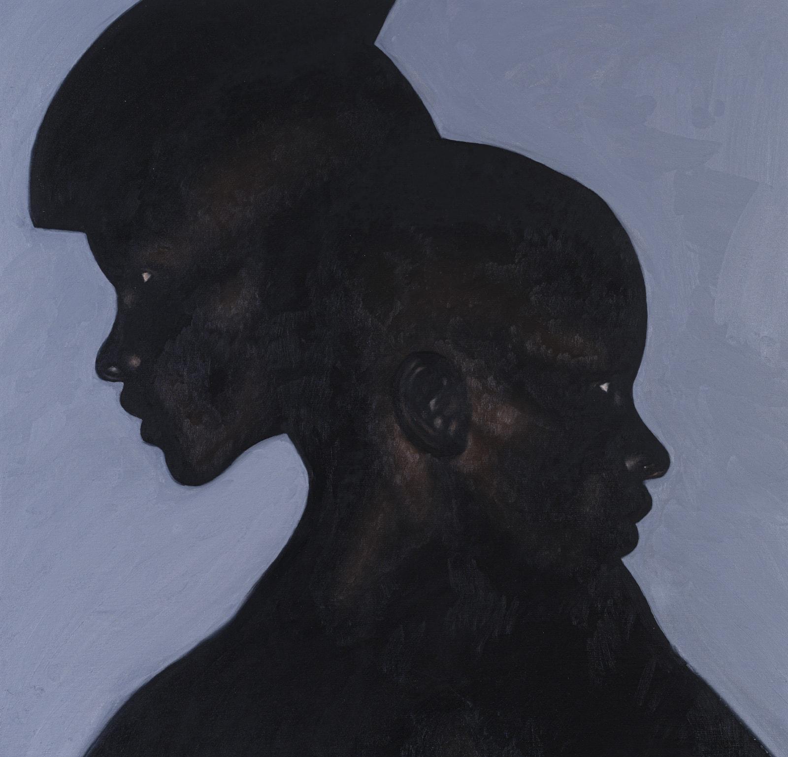Gustavo Nazareno, Dois Lados (Two Sides), 2021