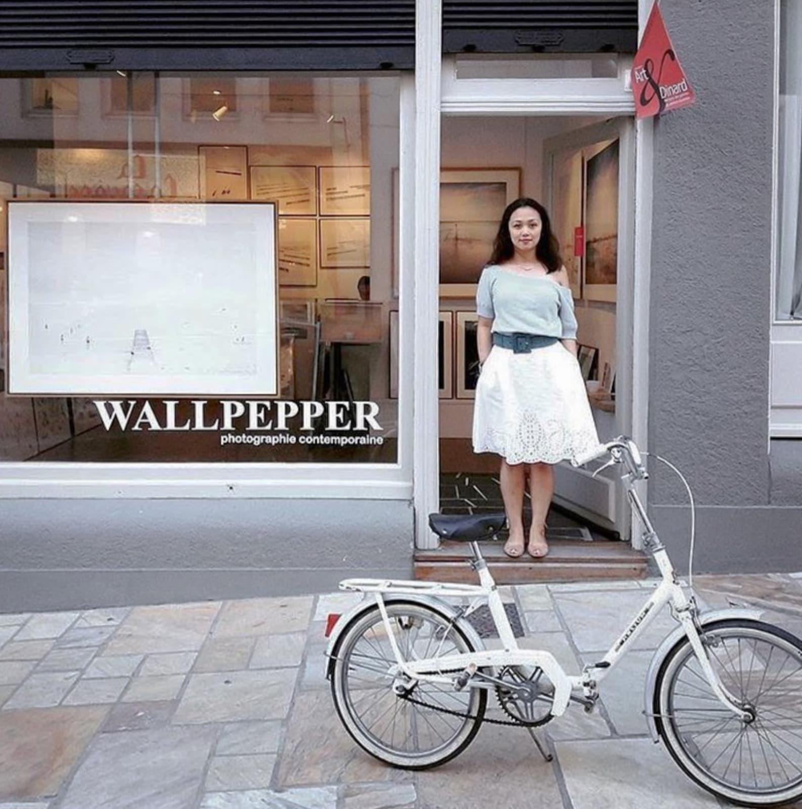 GALERIE WALLPEPPER DINARD ➕