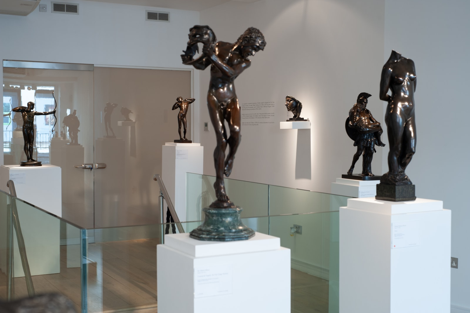 The New Sculpture Movement