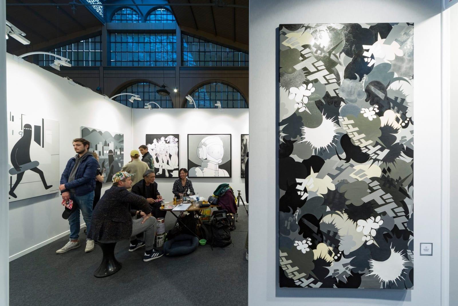 Urban Art Fair Paris, 2019