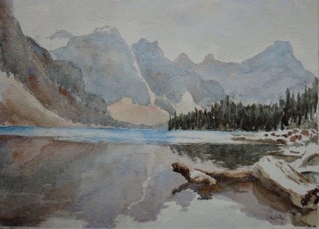 969 Moraine Lake