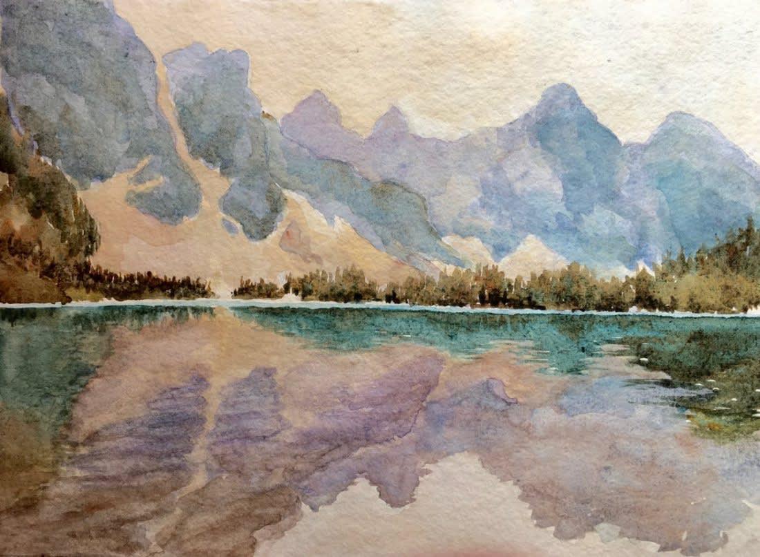 990 Moraine Lake I