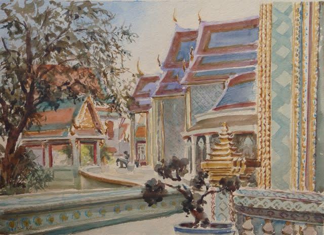 869 Wat Ratchaborpit, Bangkok II