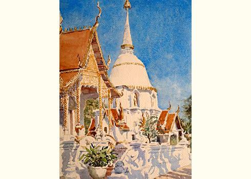 873 Wat Pa Darapirom, Chiang Mai
