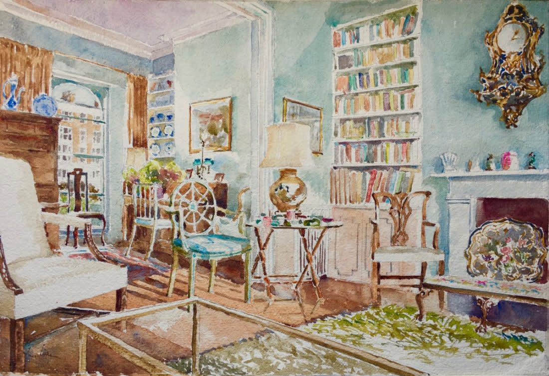 994 No. 52 (The Drawing Room)
