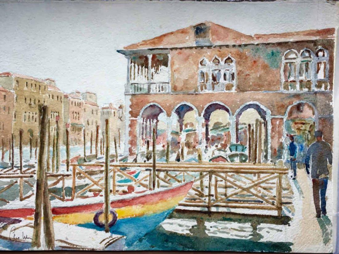 996 Pescheria Venice