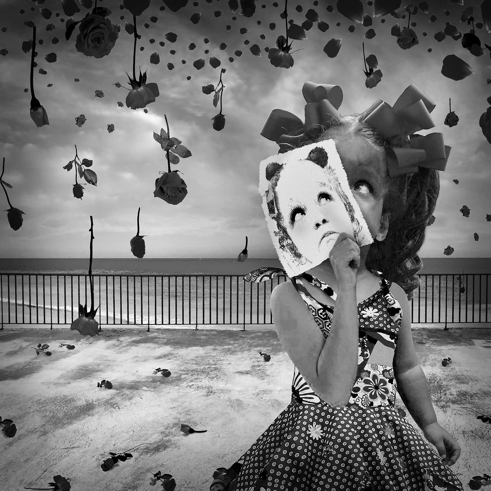 Alain Lacki, Les fleurs du mal, 2014