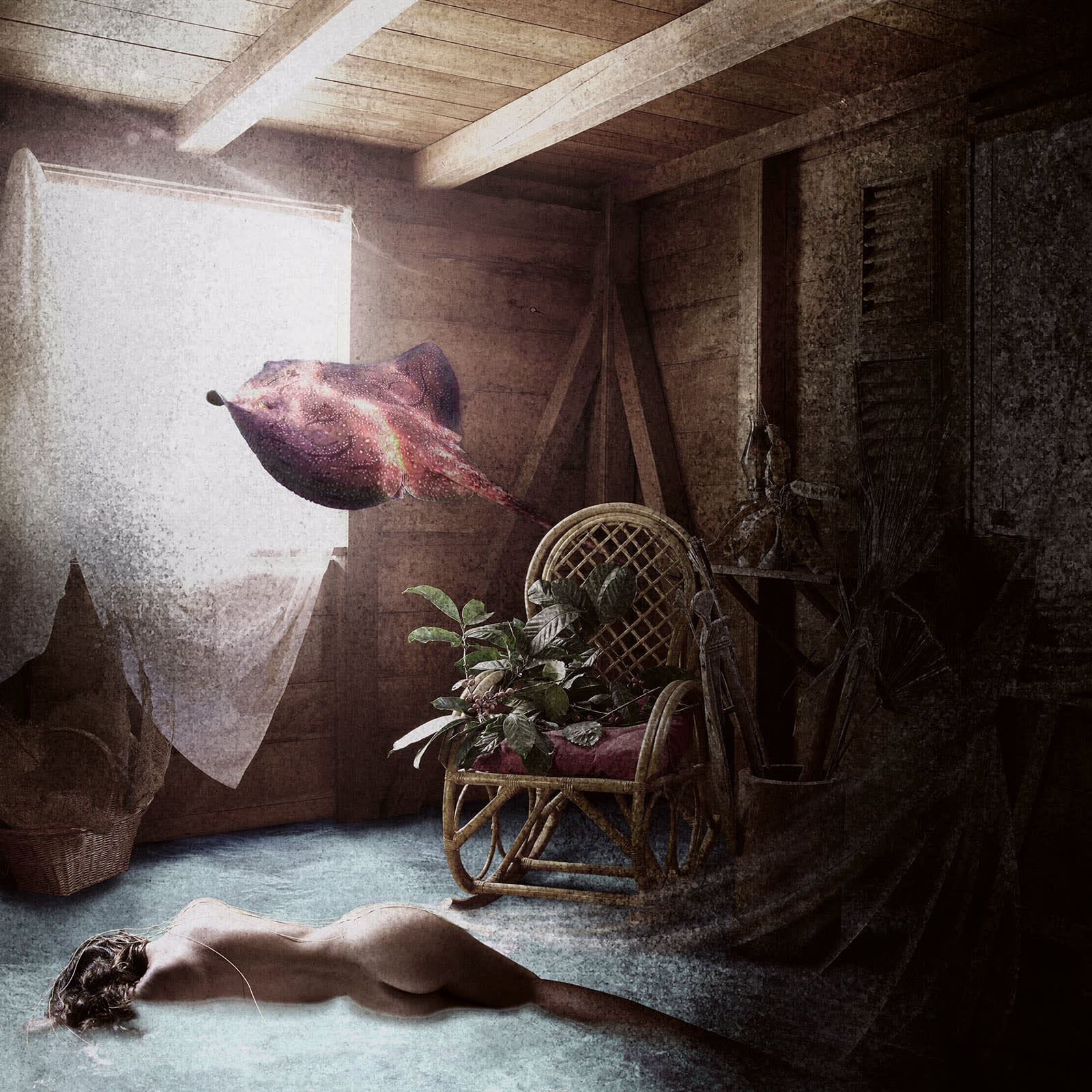 Alain Lacki, Sweet dreams, 2017