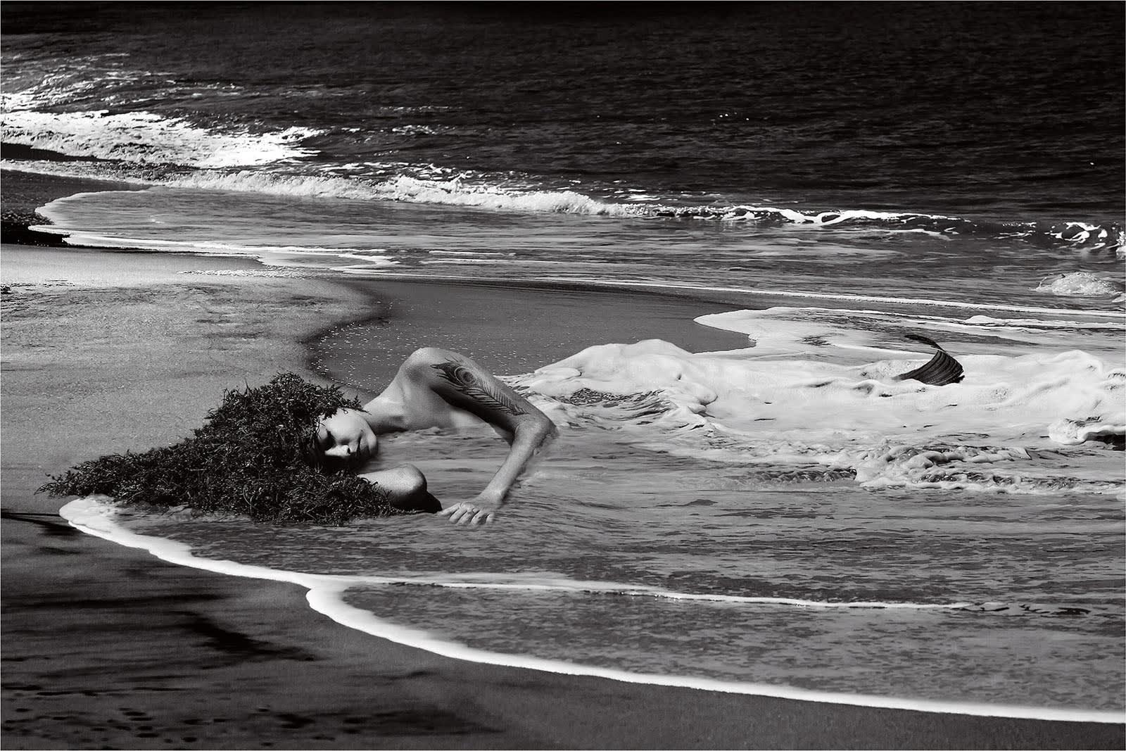 Alain Lacki, Ordinary mermaid, 2016