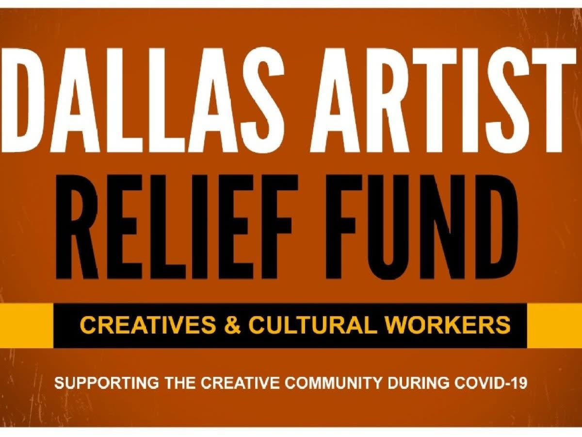 Dallas Art Relief Fund Creating Our Future is a group of artists and arts advocates in Dallas, TX who are raising money to support other artists and freelancers who are taking financial hits as a result of closures and lost income from COVID-19.