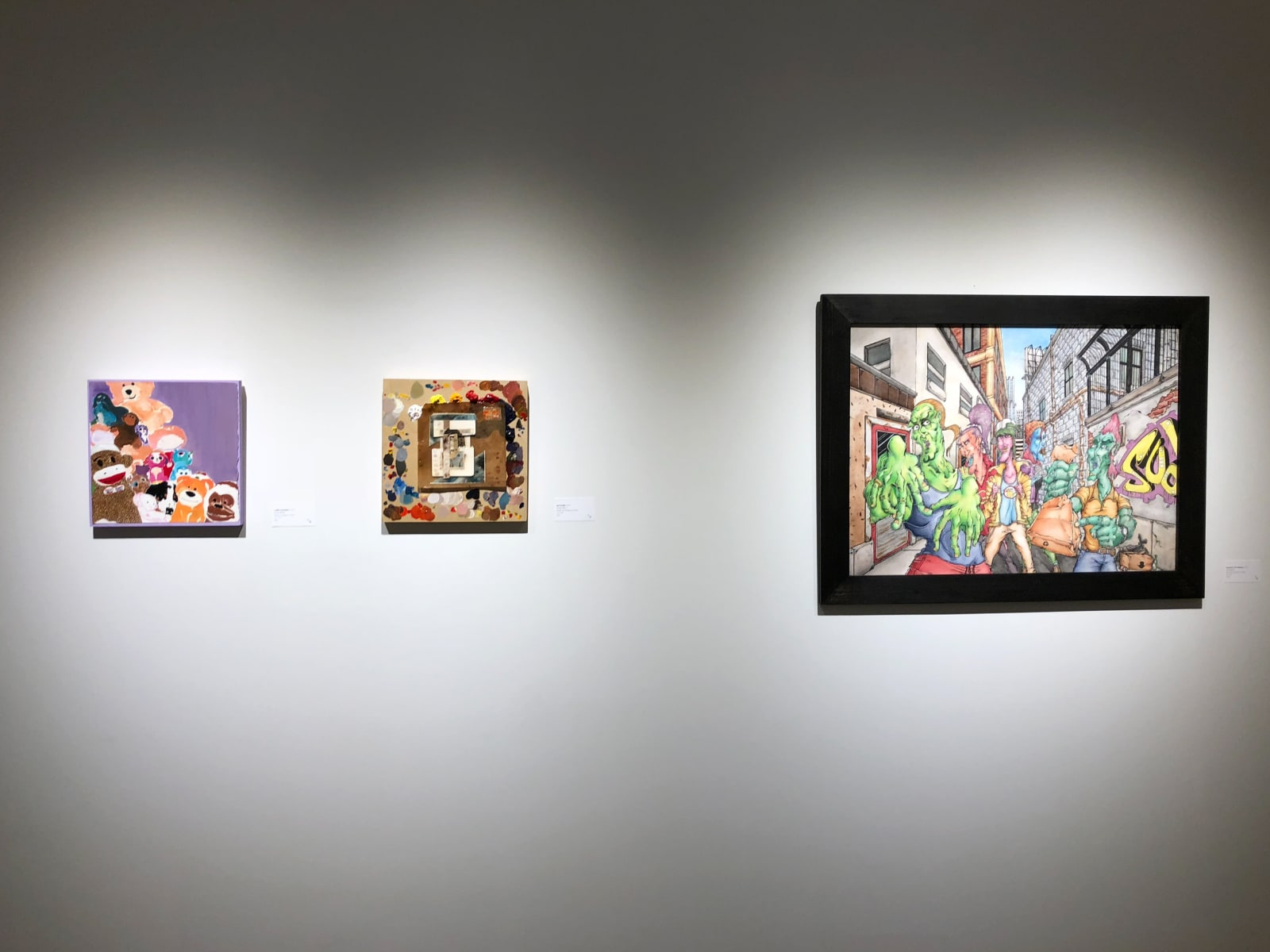 Fifth Annual Artspace111 Regional Juried Exhibition
