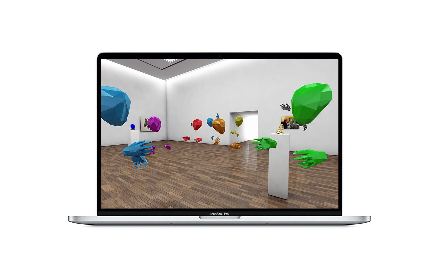 DOWNLOAD ON MAC Download on ARTGATE WEBSITE This new version allows a full 3D exploration of all Art Gate International galleries, and it includes social interactive functions.