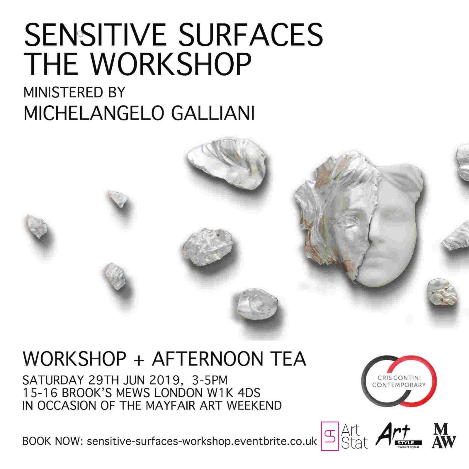 Sensitive Surfaces