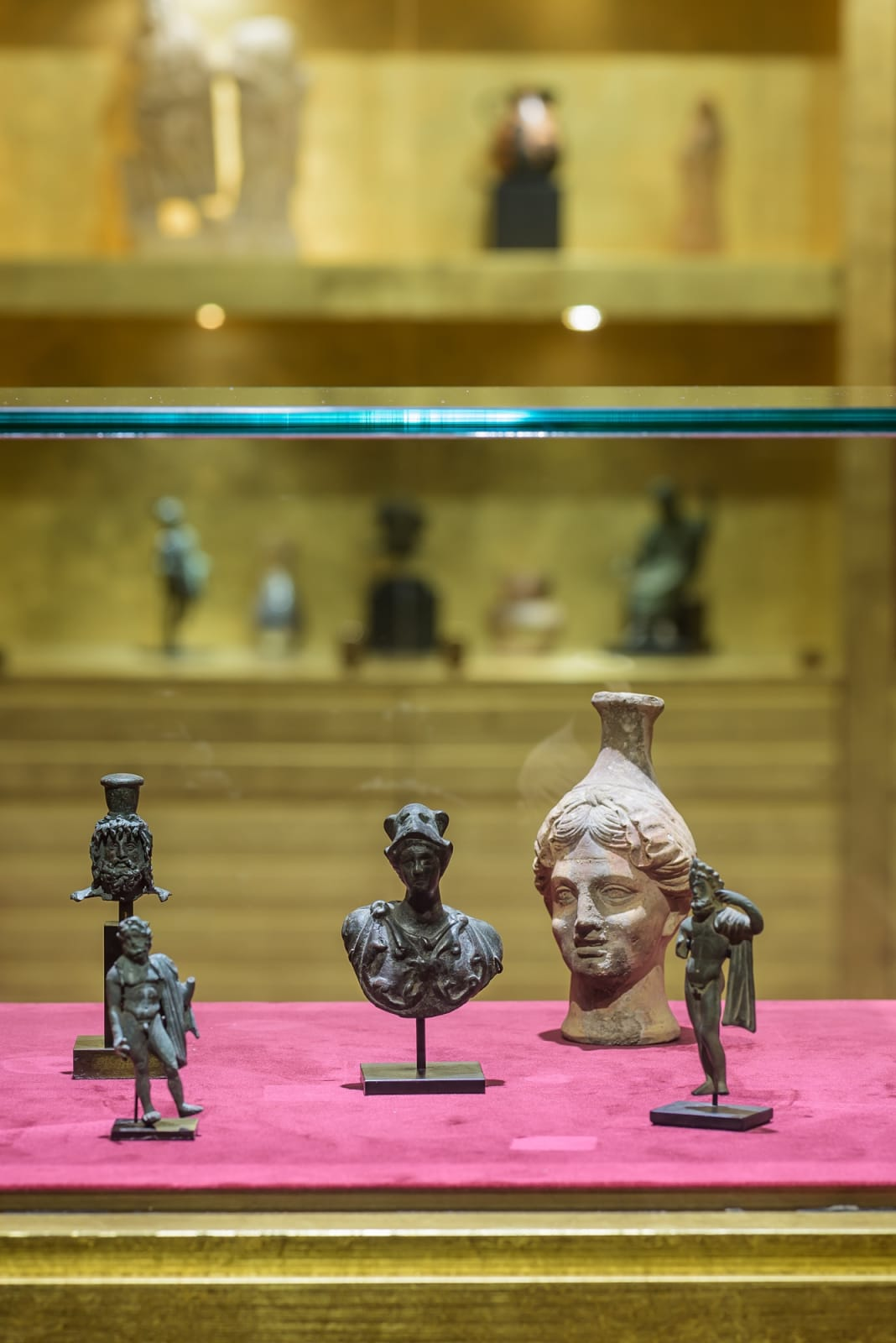 The Glory of the Classical World: Ancient Greek & Roman Art Collection
