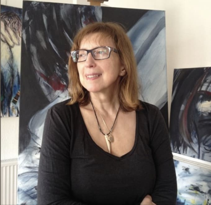 Artist Joanna Ciechanowska on growing up Jewish Listen to Joanna talk about discovering her Jewish heritage, growing up in Poland in the 1950s and how and why she settled in the UK. Listen