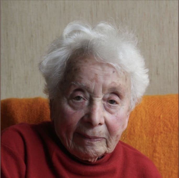 Kindertransport Chronicles III Daisy Hoffner Daisy Hoffner — Kindertransport child — reflects on her memories of leaving Germany before the war and her life afterwards. Listen
