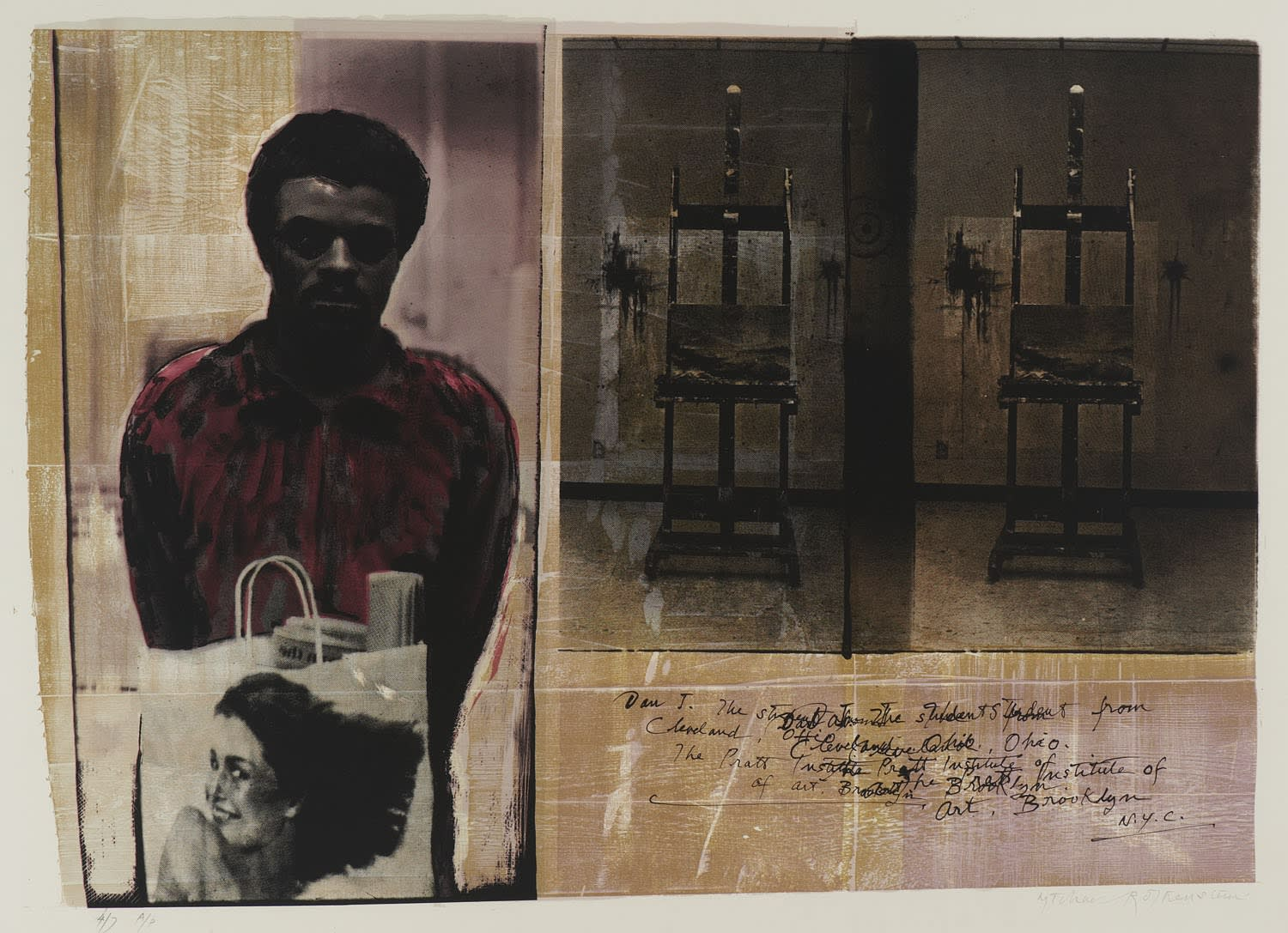 The Shooting of George Wallace by Michael Rothenstein Part of an audio guide produced for Ben Uri gallery 2015 Centenary. Listen