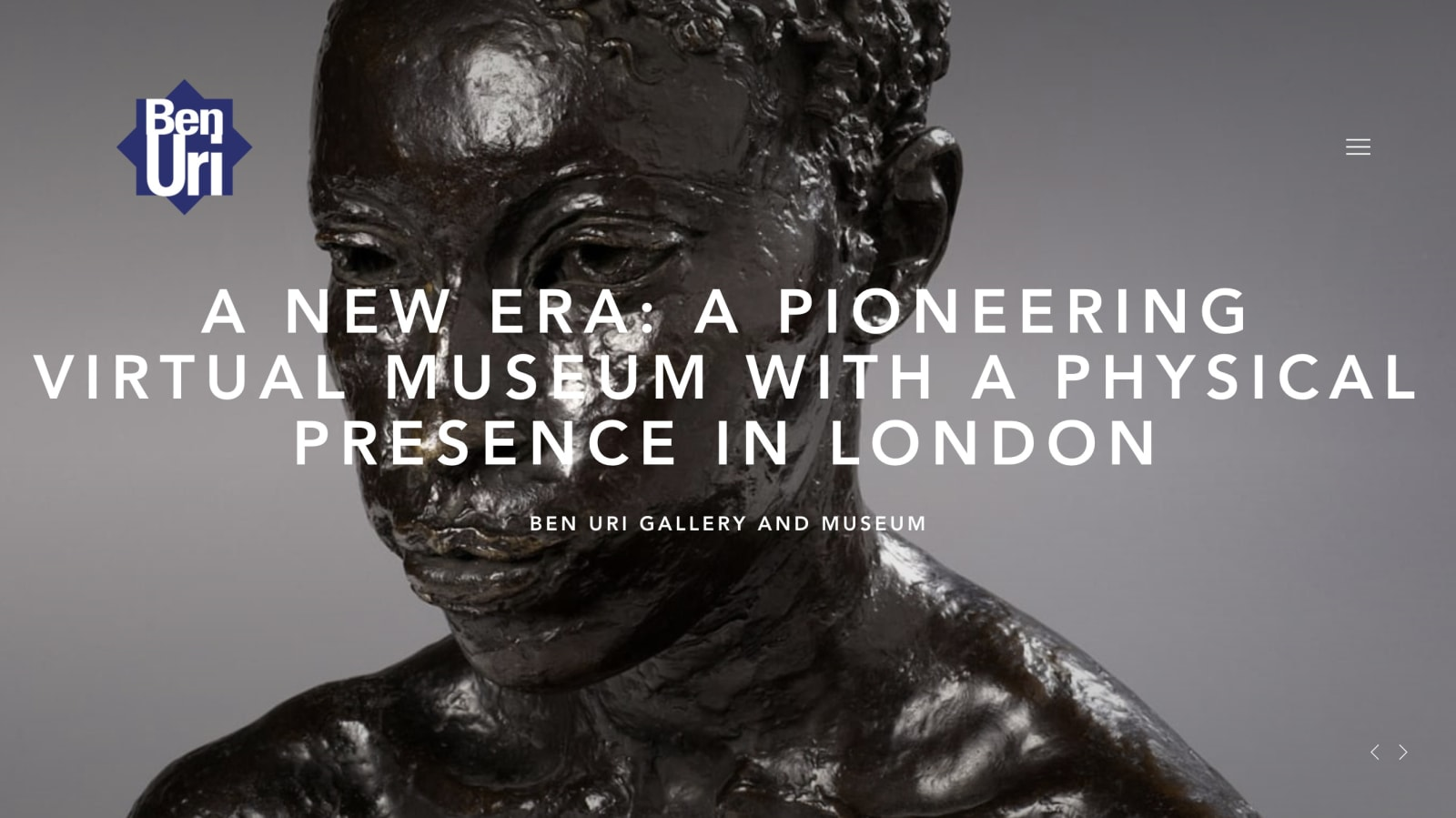 Looking to the future What comes next for Ben Uri? Listen to find out. Part of the audio guide produced for Ben Uri gallery 2015 Centenary Exhibition at Somerset House, London. Listen