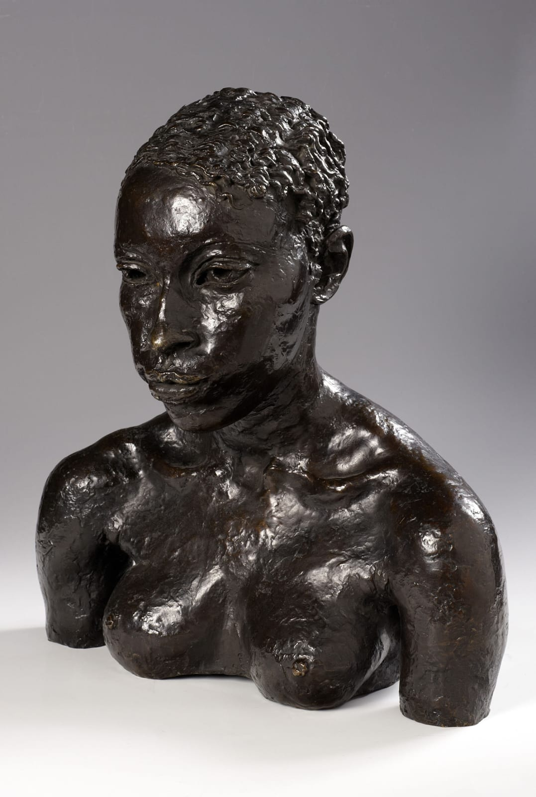 Lydia by Jacob Epstein (1880-1959), 1931. Sculpture.