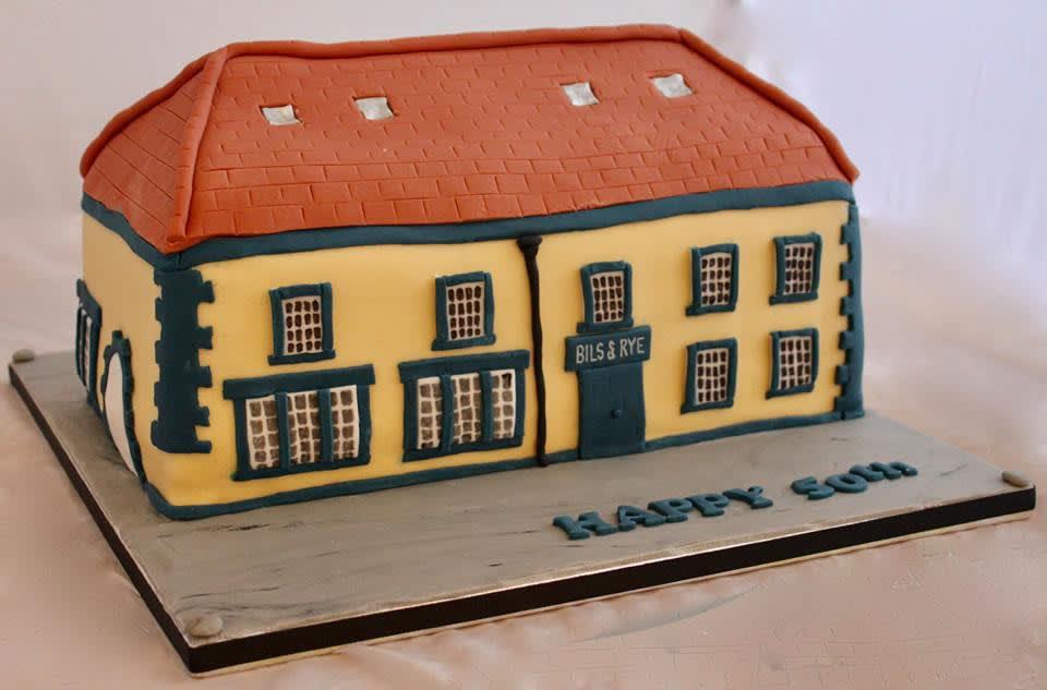 Gallery Cake!