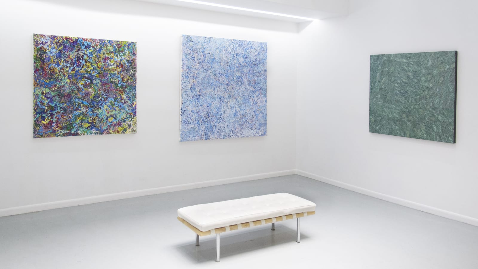 Elemental Abstractions - Gregory Hayes and Hyun Sook Jeong