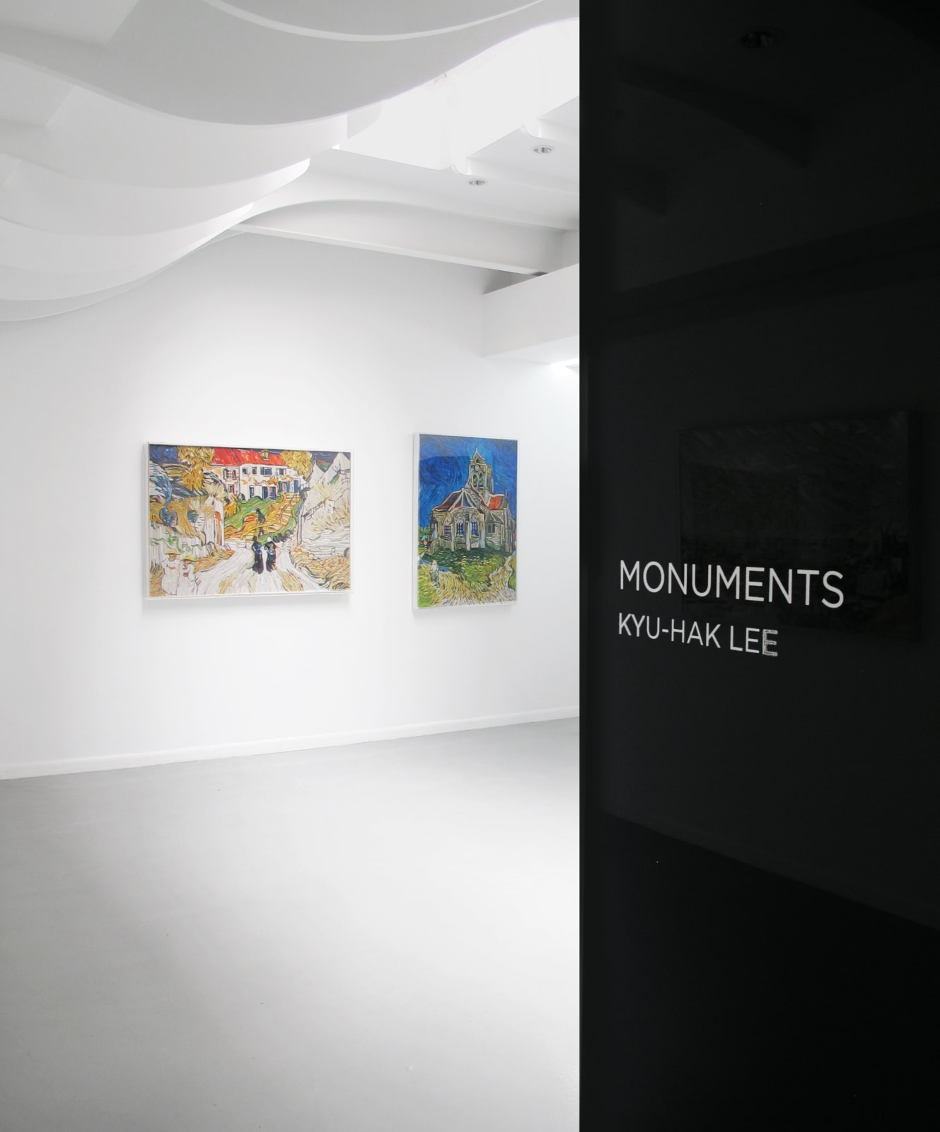 Kyu Hak Lee - Monuments