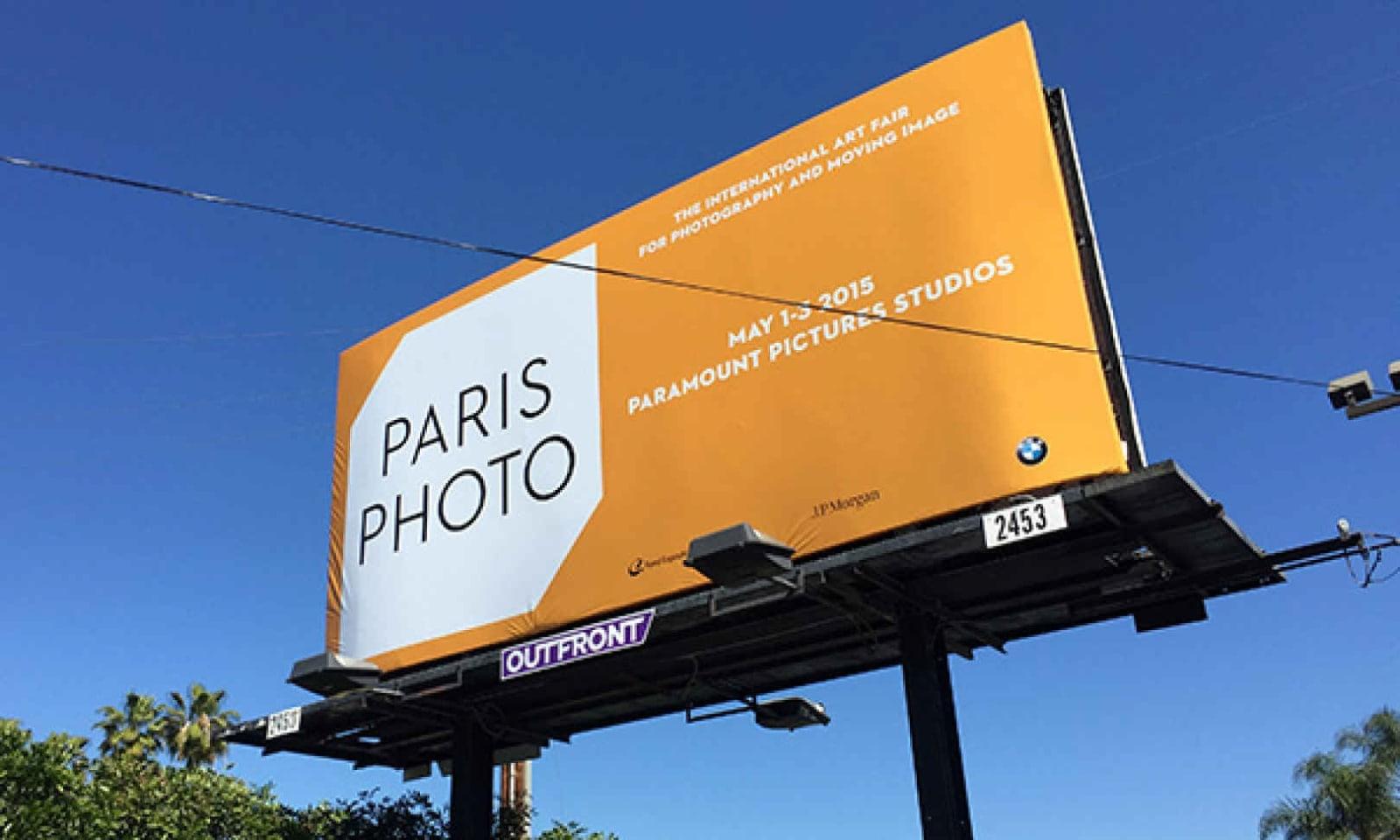 Paris Photo Los Angeles 2015