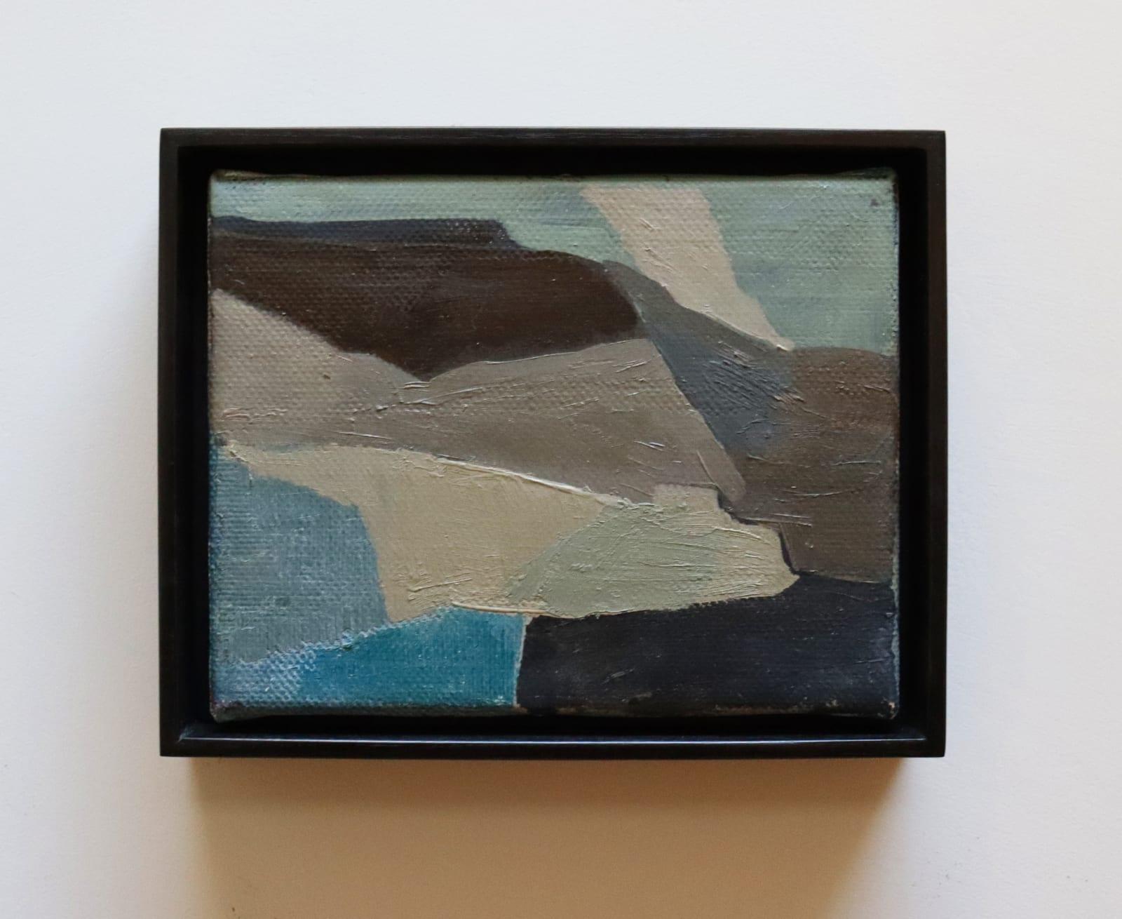 Lake District oil on canvas 20cm x 25cm