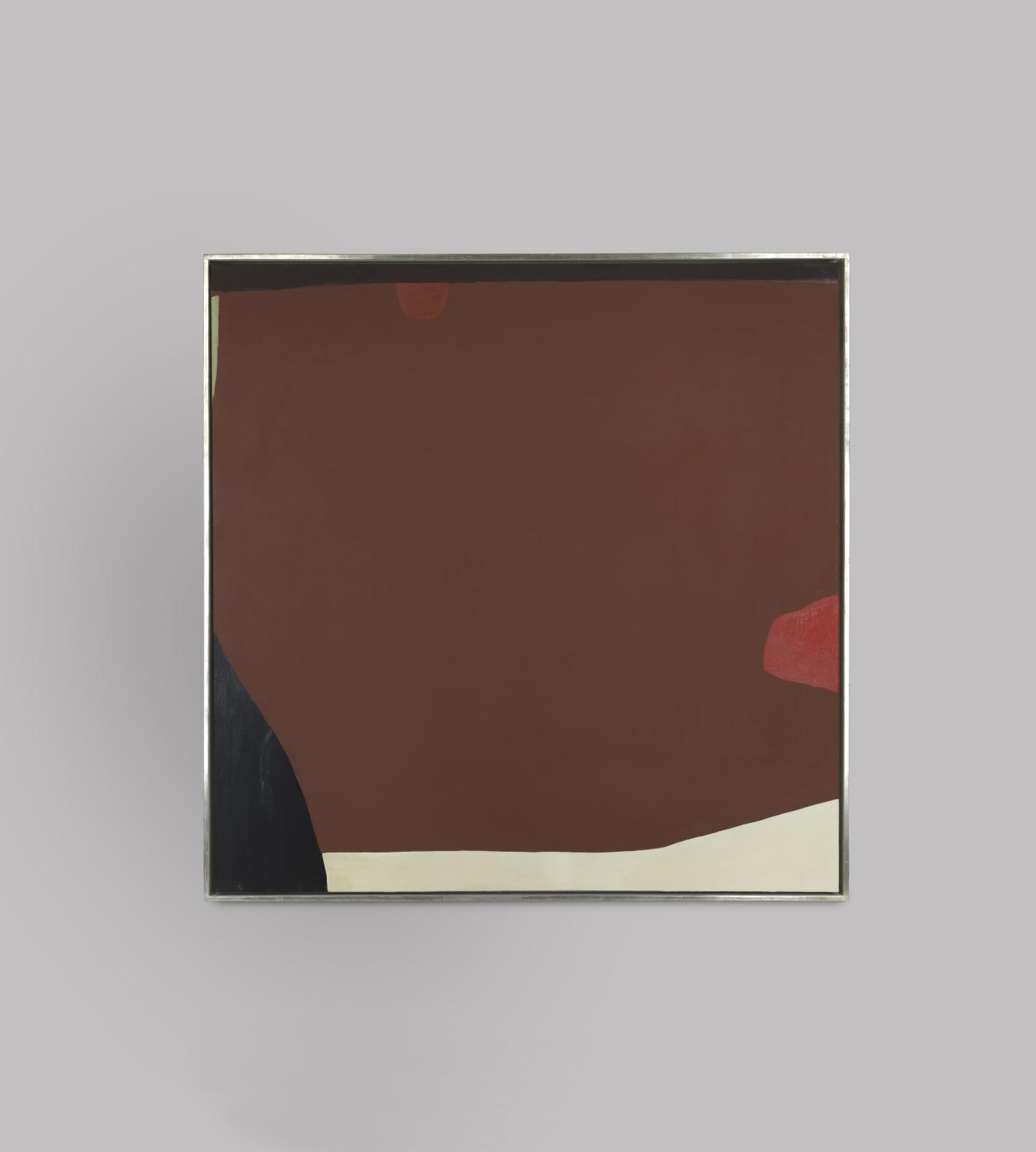 New Mexico oil on canvas 124cm x 124cm