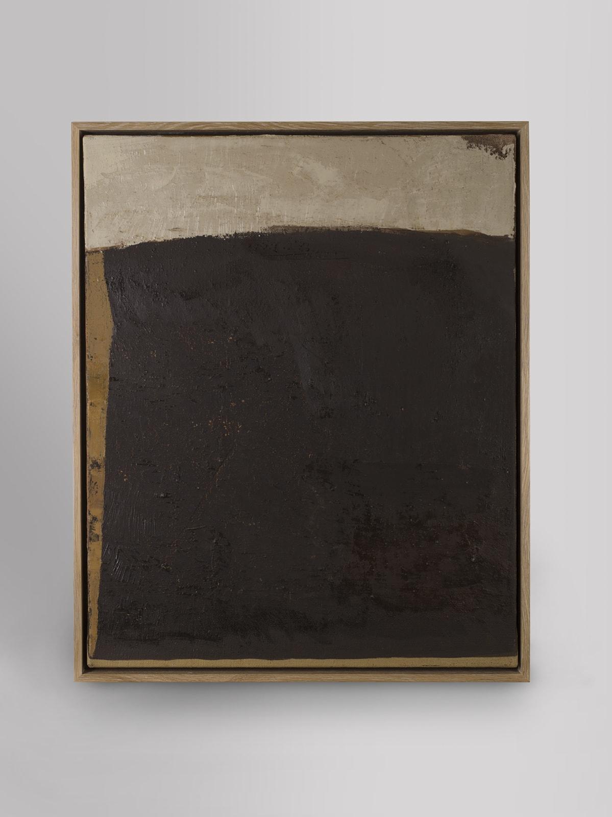 Pot Kettle Black oil on canvas 81cm x 65cm