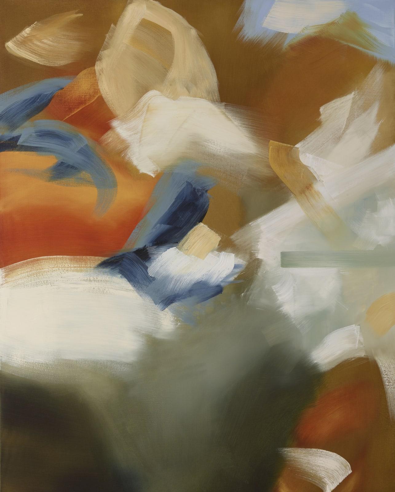 Cloud I oil on canvas 152cm x 122cm (60