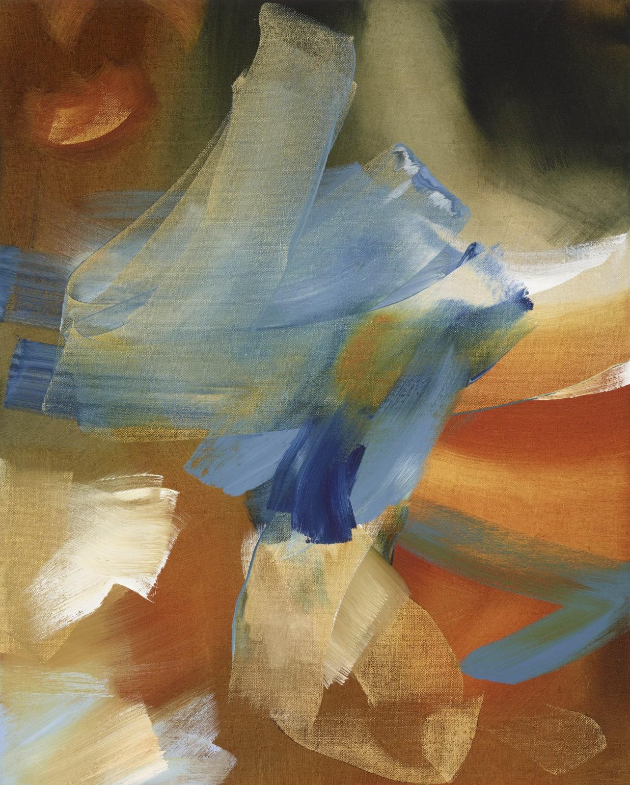Medium Study for Cloud oil on canvas 76cm x 61cm (30