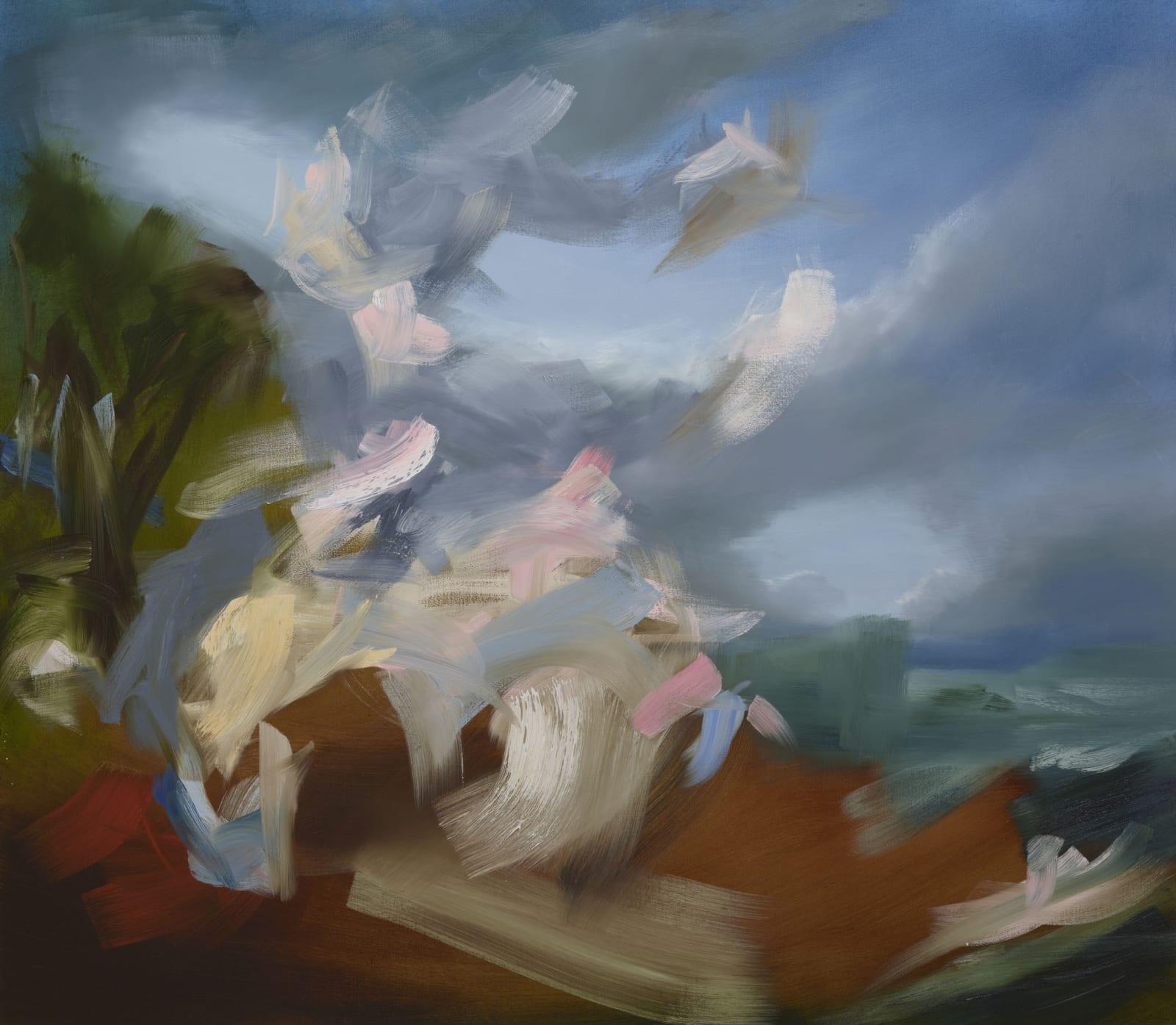 Europa Consensual (Boucher) oil on canvas 122cm x 152cm (48