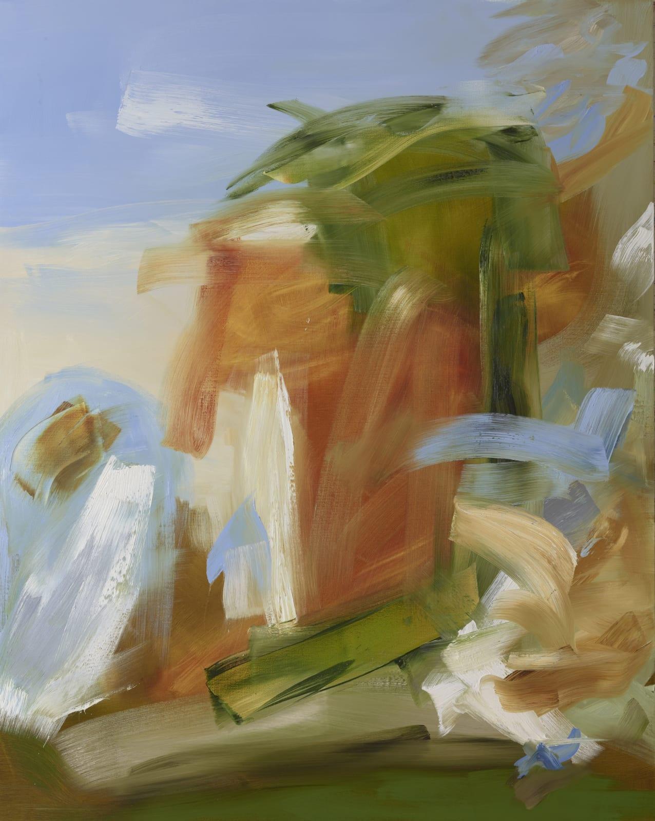 Generosity oil on canvas 152cm x 122cm (60