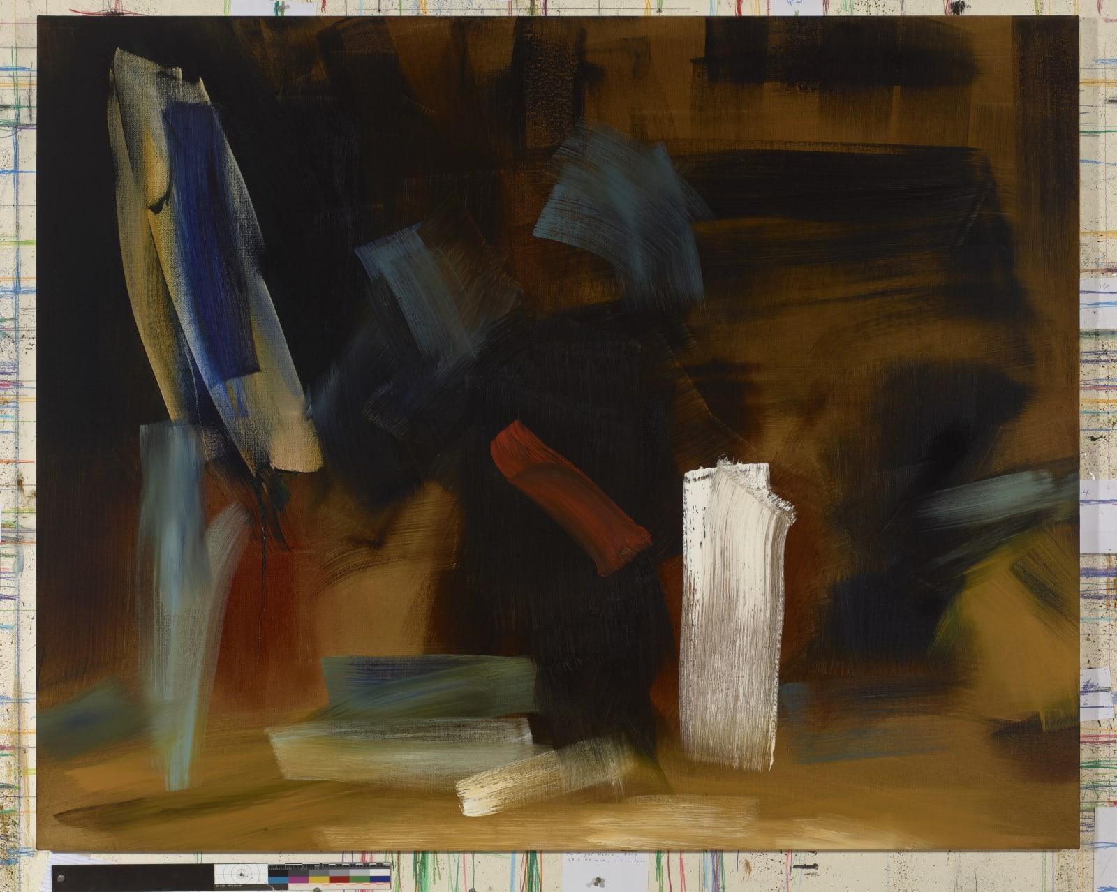 Night Watch oil on canvas 122cm x 152cm (48